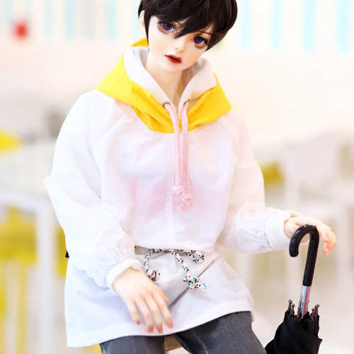 SD13 Boy Field jacket - Yellow