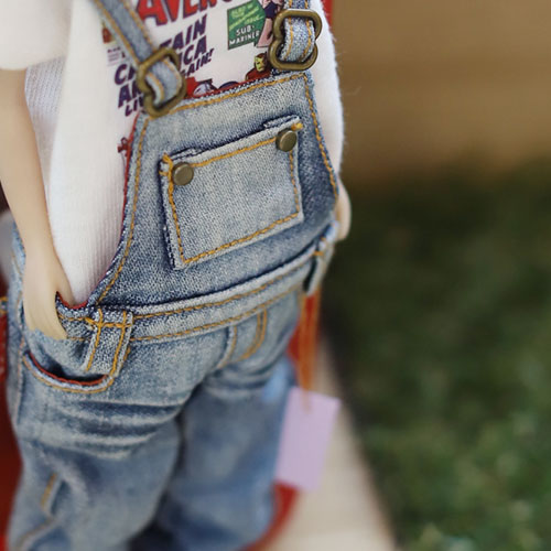 Blythe 2019 New Washing Overall - Blue