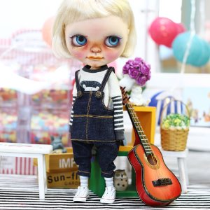 Blythe Baggy Long Overall_Blue